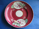 RUSSIAN IMPERIAL PORCELAIN BIG PLATE BY KUZNETZOV FOR  ISLAMIC MARKET ORIGINAL