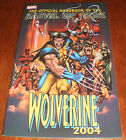 MARVEL UNIVERSE THE OFFICIAL HANDBOOK WOLVERINE 2004 VF/NM