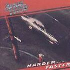 Harder...Faster by April Wine (CD, Jul-1991, Capitol/EMI Records)