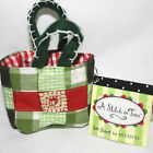 Lot of 3 New Silvestri Lori Siebert Olika Ornaments Bag