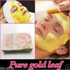 24k GOLD LEAF PURE SPA FACIAL MASKS ANTI-AGING FACE & BODY SPA 1.18