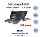 ORDINATEUR PORTABLE HP COMPAQ 6450B - 250 GB - 4GB - DVDRW -  DUAL CORE