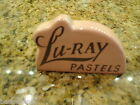 LURAY PASTELS PINK DEALER'S SHELF SITTING SIGN - CHINA SPECIALITIES DESIGN