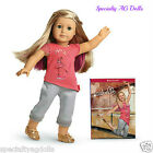 American Girl Isabelle Doll & Book 18