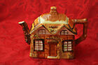 YE OLDE COTTAGE PRICE KENSINGTON COTTAGE WARE FIGURAL TEAPOT-MADE IN ENGLAND