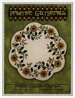 Primitive Gatherings Vintage Sunflower Wool Applique Quilt Pattern PRI 445