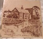 H & R Johnson Tile Made In England Cottage Farm House Duck Pond
