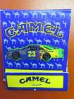 CAMEL Smokin Joe Racing 23 - 700 Camels Under the Hood Purple MatchBook T