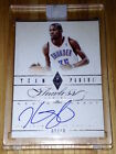 2012-13 Panini Flawless Auto Autograph #18 Kevin Durant 2 10 Encased