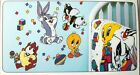 25 Warner Bros Looney Tunes Baby Playtime Decal Mural Wall Sticker #40216