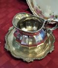 ***Meriden B. Company Silver or Silver Plated Pitcher and L.B.S. Co Plate***