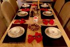 International China Heartland Stoneware almost 6 place setting,16 pieces #7774