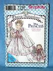 NEW-UNCUT Simplicity 7198 Daisy Kingdom Disney Princess Sz 5-8 Dress