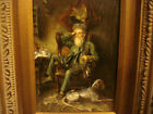 Original Vintage oil painting by Herman Veger