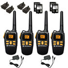 Motorola Talkabout MD207R Walkie Talkie 4 Pack Set 20 Mile Range Two Way Radio