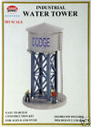 Industrial Water Tower Model RR Building Kit HO 1:87 by Model Power