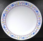 Corelle Pillsbury Doughboy Marching Band Dinner Plate Blue Red