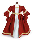 """Doll Clothes AG 18"""" Dress Renaissance by Carpatina Made For Amerian Girl Dolls"""