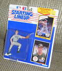 1990 MARK MCGWIRE FIGURE Starting Lineup Oakland A's Mint in Package Kenner MLB