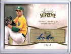 Sonny Gray Rookie Cards and Key Prospect Cards Guide 17