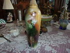 Pristine Antique Royal Vienna 1890,s Signed Hand Painted Victorian Woman Vase