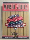MARK McGWIRE AUTO 2002 UD World Series Heroes Patch Collection 1989 WS