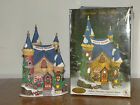 Christmas Heartland Valley Village Santa's Toyland O'well 1997 Lighted House