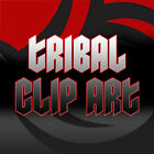 TRIBAL VECTOR CLIP ART FOR VINYL SIGN CUTTER