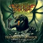 Testament of Rock: The Best of Astral Doors CD New Dio Power Metal Iron Maiden