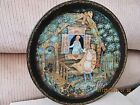 RUSSIAN COLLECTIBLE PLATE - LEGEND OF SNOWMAIDEN  LEL'S SERENADE - NEW IN  A BOX