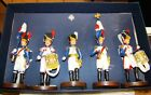 A set of toy soldiers.