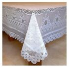 Cheshire Lace Banquet Tablecloth - 60