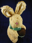 Dan Dee Chocolate Scented Plush Bunny Rabbit 6