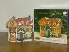 Christmas Heartland Valley Village 1 North Pole Lane O'well 1998 Lighted House