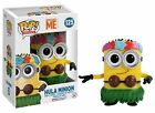 Funko POP Movies - Despicable Me 2 - Hula Minion 125