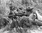 VIETNAM WAR PHOTO US MARINE CORPS SNIPER OPERATION NANKING 1968 8x10  #21598