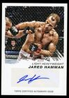2011 Topps UFC Moment of Truth AUTO - JARED HAMMAN