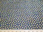 Land Of The Free Home Of The Brave Blue Stars Northcott Cotton Fabric 39197 49