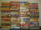 Lot of 20 Zane Grey Louis Lamour Western Paperback Fiction Books MIX UNSORTED
