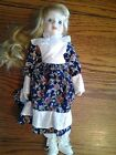 Cute Porcelain Hand Crafted/Painted Collectable Princess Doll Coll. 16inch