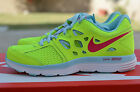 NIKE WOMENS DUAL FUSION LITE SHOES SIZE 6.5 volt pink white 599560 700