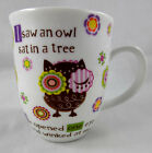 Lg. 20 Oz. Coffee Mug Very Cute Winking Owl by Creative Tops Ltd. NEW