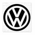 Vw Sticker Bug Logo Volkswagon Decal Car 3x3