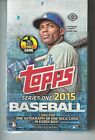 2015 Topps Series 1 Hobby Baseball Unopened Factory Sealed Box 2 Box Lot