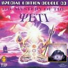 Mystery Of The Yeti Infinity Project Mystical Experiences Goa Trance Music CD