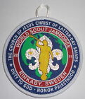Boy Scouts of America LDS 2011 World Scout Jamboree Patch