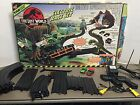 Tyco Jurassic Park The Lost World Electric Race Set with Slot Cars and Box 1997