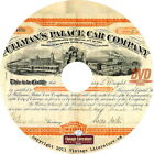 The Story of The Pullman Car { Railroad History Books and Catalogs } on DVD