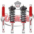 Rancho Quicklift Front Struts and Rear Shocks Kit 2009-2013 Ford F-150 4WD