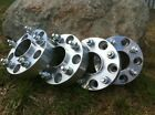 4 JEEP JK 2 WRANGLER Hub Centric WHEEL ADAPTERS SPACERS 2007 UP